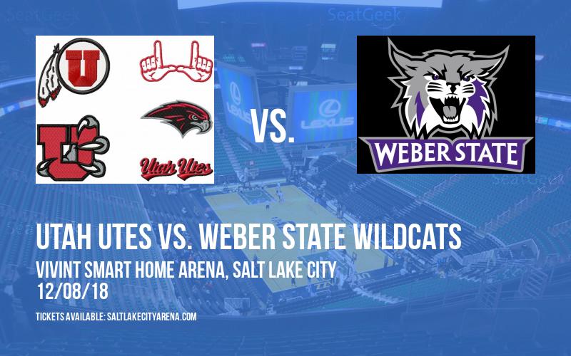 Beehive Classic: Utah Utes vs. BYU Cougars & Utah State Aggies vs. Weber State Wildcats at Vivint Smart Home Arena