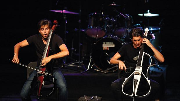 2Cellos at Vivint Smart Home Arena