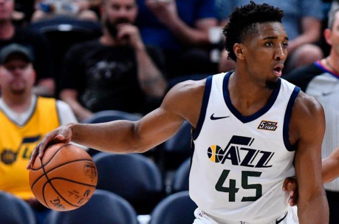 NBA Finals: Utah Jazz vs. TBD - Home Game 1 (Date: TBD - If Necessary) at Vivint Smart Home Arena