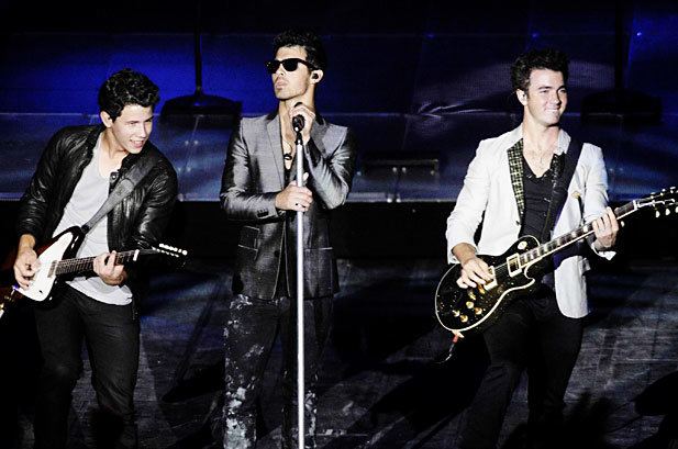 Jonas Brothers at Vivint Smart Home Arena