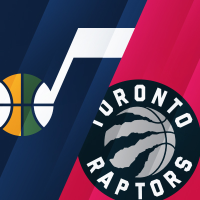 Utah Jazz vs. Toronto Raptors at Vivint Smart Home Arena