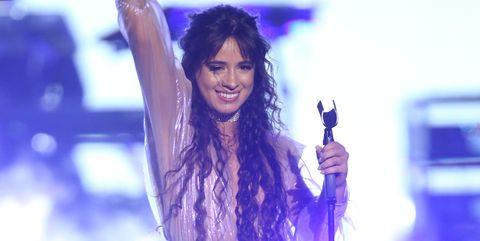 Camila Cabello at Vivint Smart Home Arena