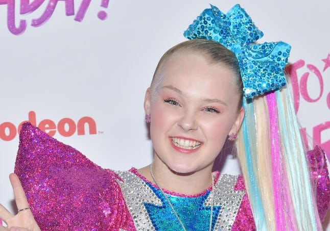 JoJo Siwa at Vivint Smart Home Arena