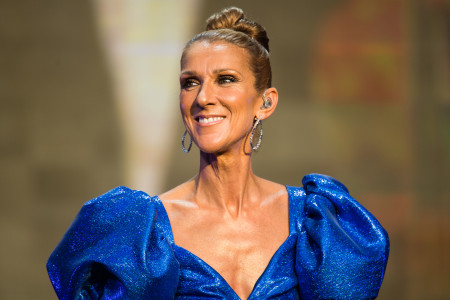 Celine Dion at Vivint Smart Home Arena