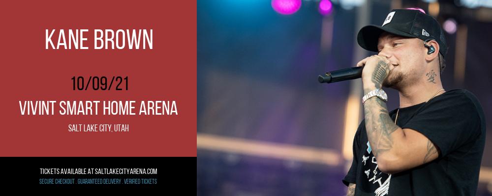 Kane Brown at Vivint Smart Home Arena