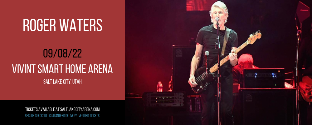 Roger Waters at Vivint Smart Home Arena
