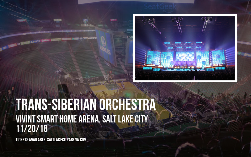 Trans-Siberian Orchestra at Vivint Smart Home Arena