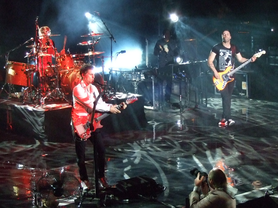 Muse at Vivint Smart Home Arena