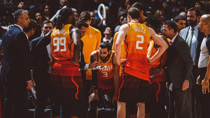 NBA Western Conference First Round: Utah Jazz vs. TBD - Home Game 4 (Date: TBD - If Necessary) at Vivint Smart Home Arena