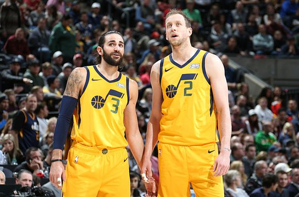 Utah Jazz vs. Los Angeles Lakers at Vivint Smart Home Arena