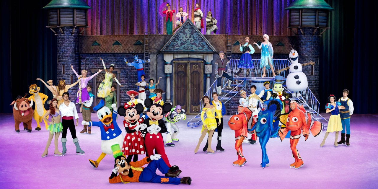 Disney On Ice: Mickey's Search Party at Vivint Smart Home Arena