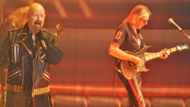 Judas Priest at Vivint Smart Home Arena