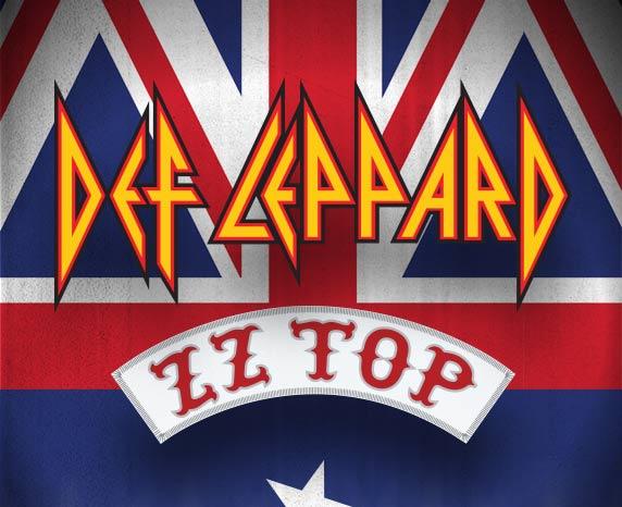 Def Leppard & ZZ Top at Vivint Smart Home Arena