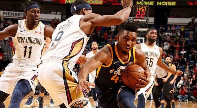 Utah Jazz vs. New Orleans Pelicans [CANCELLED] at Vivint Smart Home Arena