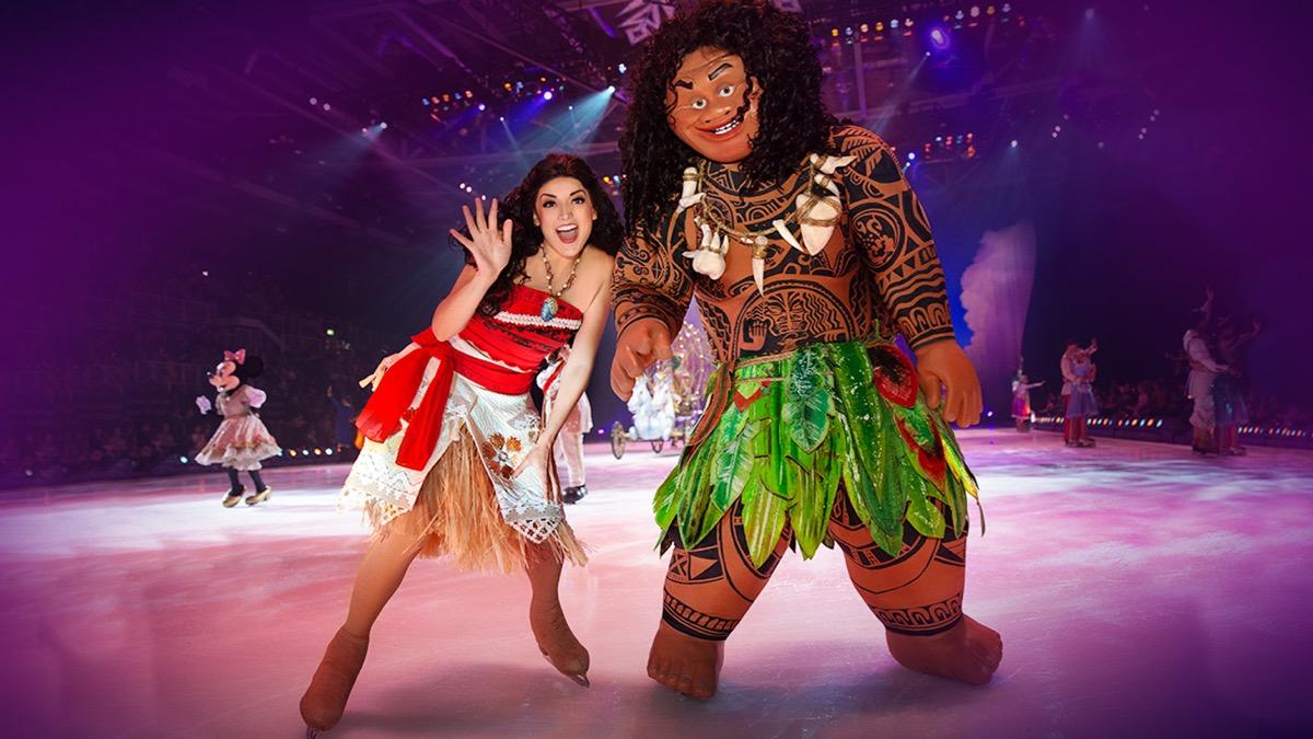 Disney On Ice: Dream Big at Vivint Smart Home Arena
