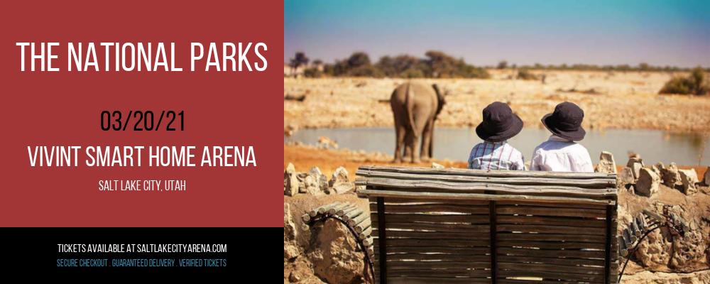 The National Parks at Vivint Smart Home Arena