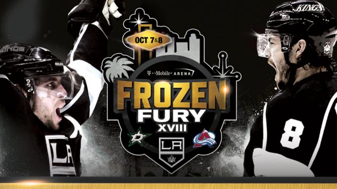 Frozen Fury at Vivint Smart Home Arena
