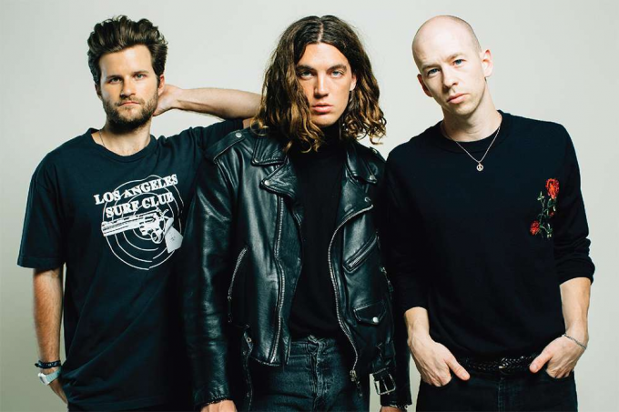 Lany at Vivint Smart Home Arena