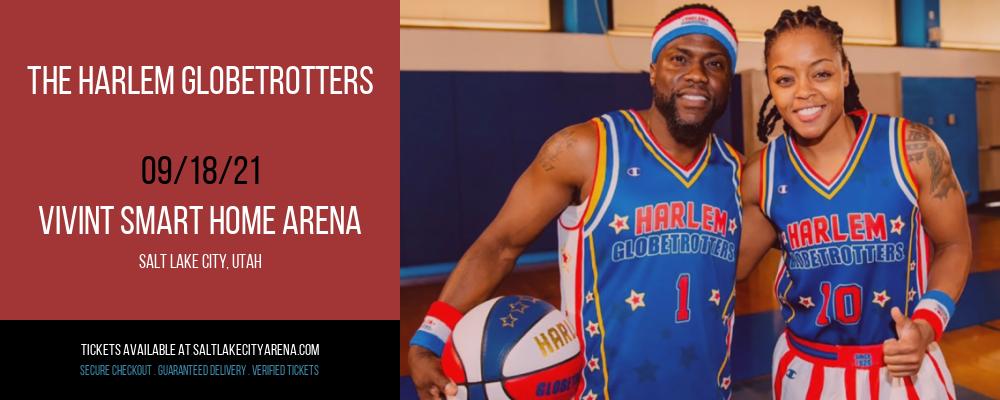 The Harlem Globetrotters [POSTPONED] at Vivint Smart Home Arena